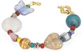 Antica Murrina Veneziana Fanny - Multicolor Murano Glass Bead Bracelet