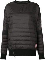 Canada Goose Bowron top - women - Polyester/Goose Down - L