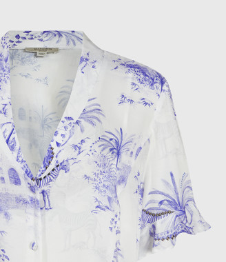 AllSaints Fay Tajpur Dress