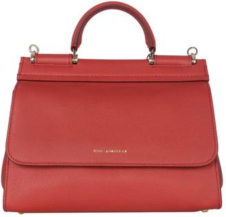 Dolce & Gabbana Bottalato Velour Hand Bag