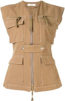 G.V.G.V. Twill Utility Vest