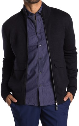 Ted Baker New Rule Collared Jacket