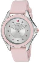 Michele 40mm, Cape Topaz Powder Pink/Silver Watches