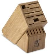 Zwilling J.A. Henckels 16-Slot Bamboo Knife Block