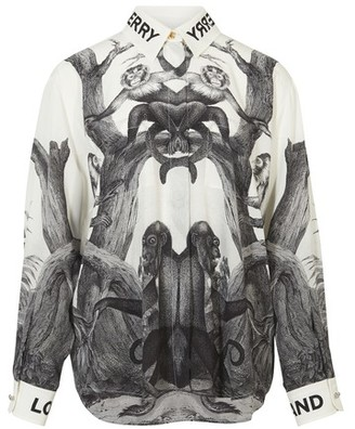 Burberry Printed blouse
