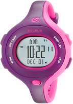 Soleus Women's SR009-515 Chicked Digital Display Quartz Two Tone Watch
