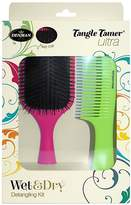 Denman Wet & Dry Detangling Kit