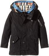 Burberry Hanleigh Coat Boy's Coat