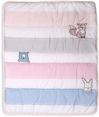 Baby's First By Nemcor Furever Friends 3-Piece Crib Bedding Set