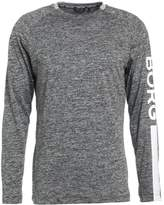 Björn Borg Aaron Sports Shirt Black Beauty Melange