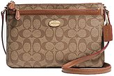 Coach Signature E/W Crossbody Purse - #F58316