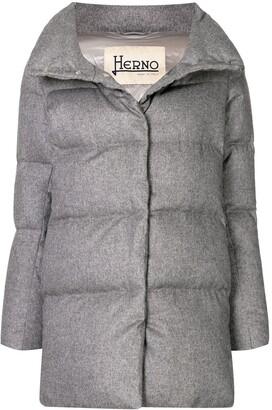 Herno Cashmere Puffer Jacket