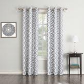 Asstd National Brand Uriel Grommet-Top Curtain Panel