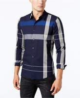 GUESS Men's Canyon Plaid Shirt