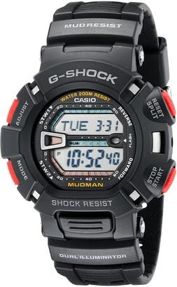Casio G-Shock Quartz Watch with Resin Strap