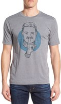Travis Mathew Don't Tell My Wife Graphic Tee