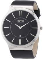 Esprit EL101381F03 - Men's Watch, Leather, Tone