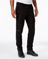 Sean John Men's Zip-Flight Jogger Pants