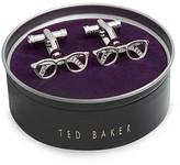 Ted Baker Reading Glasses Cufflinks