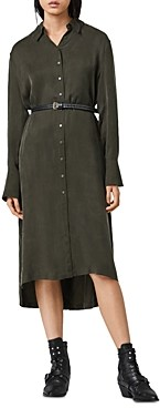 AllSaints Anya Shirt Dress