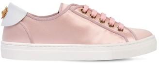 Aquazzura L.a. Sneaker Satin Sneakers