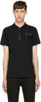 Diesel Black T-Snow Polo