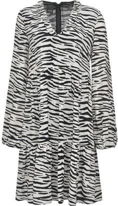Pinko Zebra Print Dress