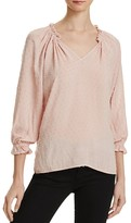 Velvet by Graham & Spencer Vincianna Raglan Top