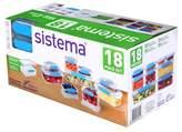 Sistema® Food Storage Set - 18ct