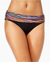 Anne Cole Pick Up Stix Foldover Bikini Bottoms