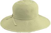 San Diego Hat Company Women's Ribbon Medium Brim Floppy RBM202