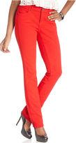 DKNY Jeans, Soho Skinny, Red Wash