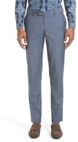 The Kooples Men's After The Rain Wool Tab Waist Pants