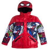 Disney Spider-Man Winter Jacket for Kids - Personalizable