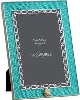 "Wedgwood Treasures Seashell Frame (4"" x 6""), Green"