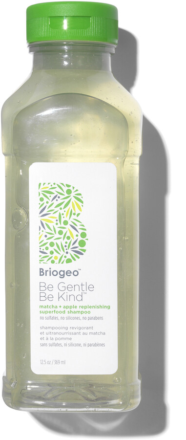 Thumbnail for your product : BRIOGEO Be Gentle, Be Kind Matcha + Apple Replenishing Superfood Shampoo