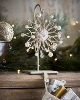 Janice Minor Pearl Sunburst Christmas Stocking Holder