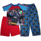 Lego Batman Movie Lego The Batman Movie Boys 3-Piece Pajamas 4-12 (6/7)