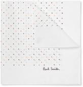 Paul Smith - Polka-dot Cotton Pocket Square