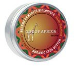 Out of Africa Unscented Shea Butter, 2-Ounce Tins by