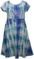 Bonnie Jean Girls 7-16 Tie-Dye T-Shirt Dress