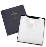 Brooks Brothers Sea Island Crew Tee