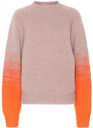 Dries Van Noten Wool-blend sweater