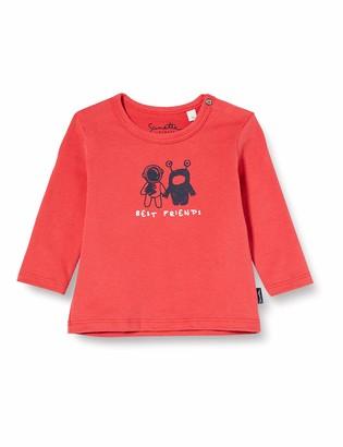 Sanetta Baby Boys Pepperoni Red Toddler T-Shirt Set 74