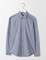 Boden Poplin Pattern Shirt
