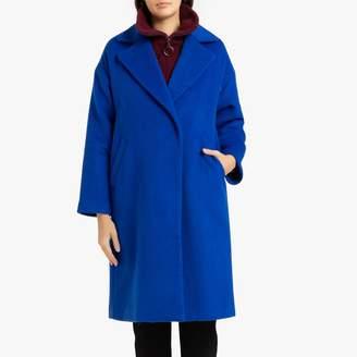 Suncoo EDMA Long Coat in Wool