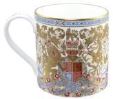 Harrods Longest Reigning Monarch Mug