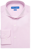 Vince Camuto Men's Dobby Slim Fit Dress Shirt