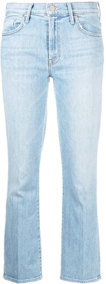 Mother Slim-Fit Jeans