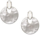 Kendra ScottKendra Scott Deena Silver Statement Earrings